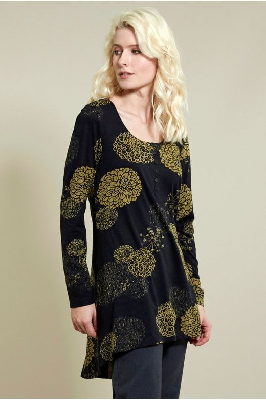 Nomads Clothing BLOOM SWING TUNIC