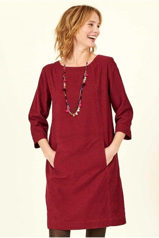 Nomads Clothing CORD TUNIC DRESS