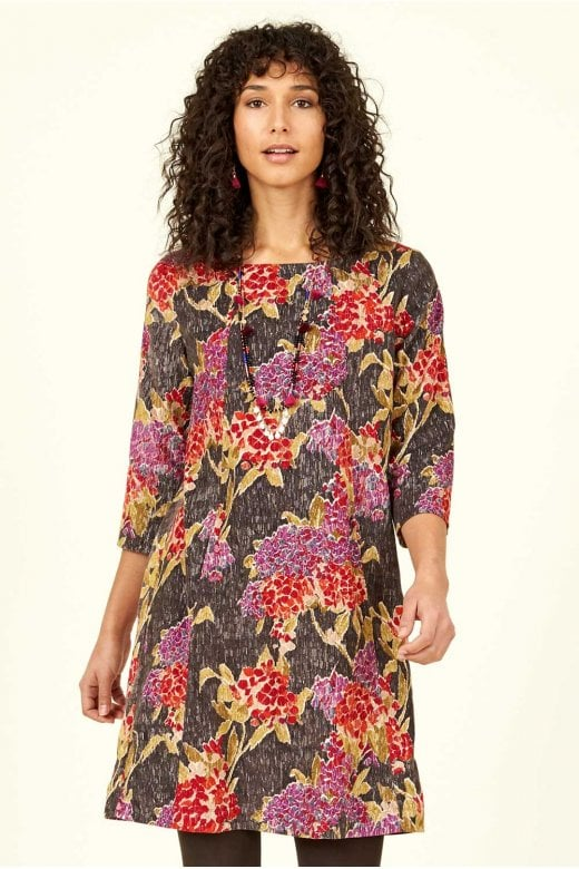 Nomads Clothing EASY FIT TUNIC DRESS