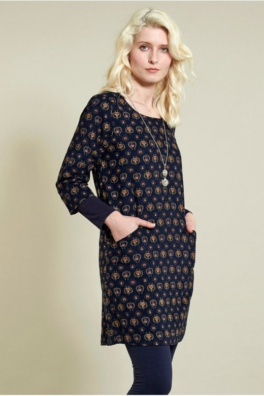Nomads Clothing FOLK TUNIC DRESS