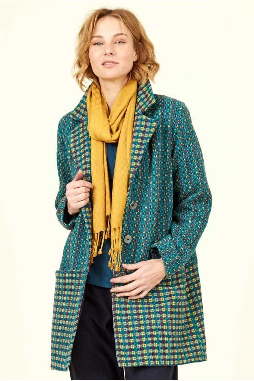 Nomads Clothing HANDLOOM COAT