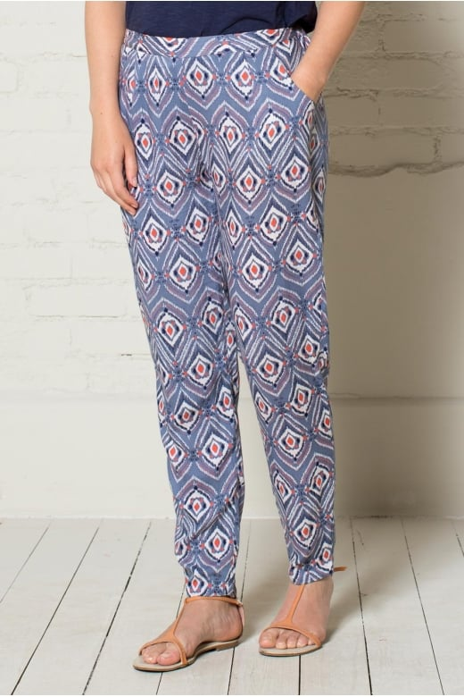 Nomads Clothing IKAT PEG TROUSER