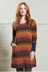IKAT TUNIC DRESS