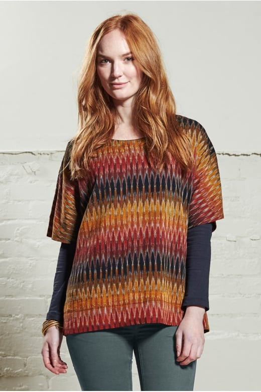Nomads Clothing IKAT TUNIC TOP
