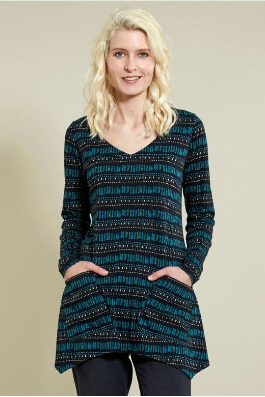 Nomads Clothing POINT HEM TUNIC