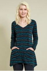 POINT HEM TUNIC
