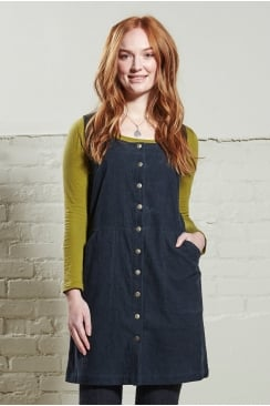 POPPER FRONT PINAFORE