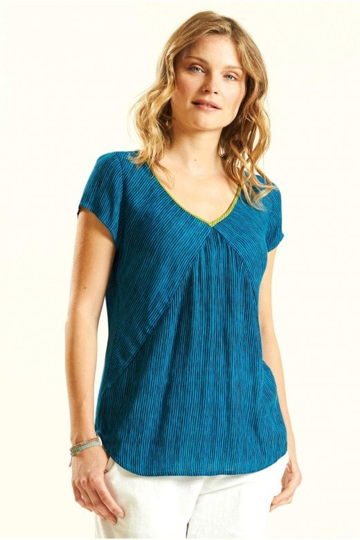 Nomads Clothing SEAM DETAIL TOP