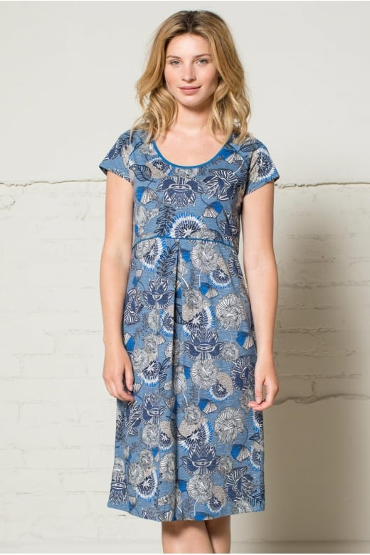 Nomads Clothing SHORT SLEEVE JERSEY DRESS