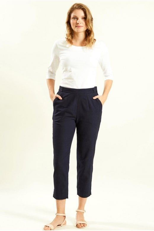 Nomads Clothing SLIM CROP TROUSER