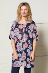 SLOUCH TUNIC DRESS