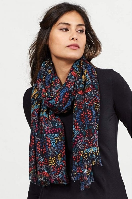 Nomads Clothing SONGBIRD PRINT SCARF