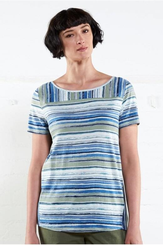 Nomads Clothing STRIPED T SHIRT
