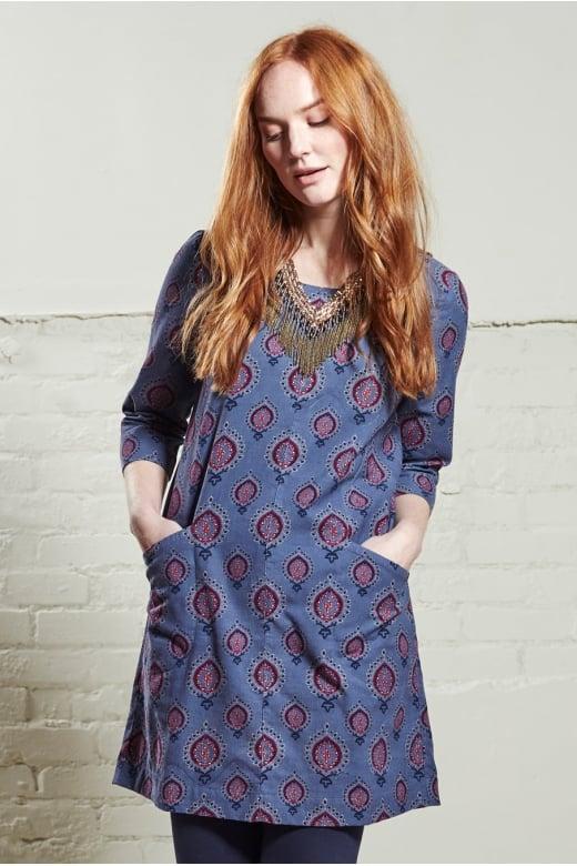 Nomads Clothing TEARDROP TUNIC DRESS