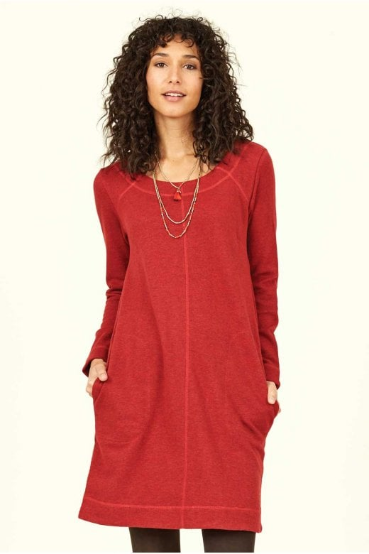 Nomads Clothing TERRY TUNIC DRESS
