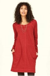 TERRY TUNIC DRESS