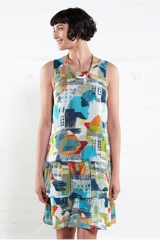 Nomads Clothing TIERED DRESS