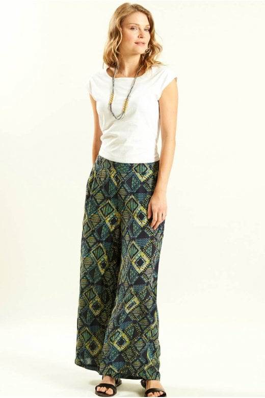 Nomads Clothing WIDE LEG TROUSER