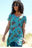 Nomads Clothing ZANZIBAR POINT HEM TUNIC