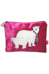 POLAR BEAR PURSE