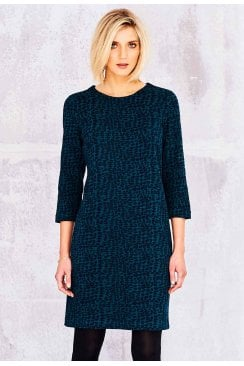 Adini RAVINE DRESS RAVINE WEAVE