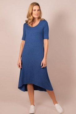 Capri Clothing MELANGE DRESS