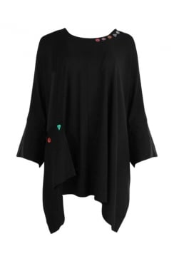 DIMIZ OVERSIZED TOP