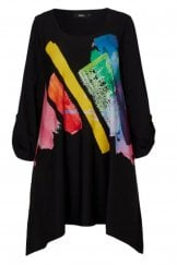 MIA MULTI COLOUR POCKET TUNIC