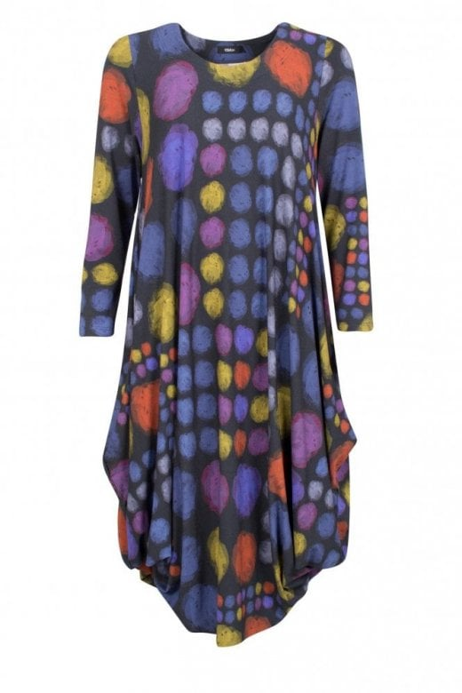 Ralston UTAS MULTI COLOURED DRESS
