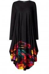 UTAS MULTI PRINT DRESS