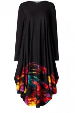 UTAS MULTI PRINT DRESS