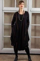 UTAS MULTI STRIPE DRESS