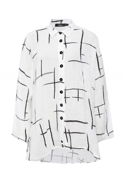 Ralston WALLY AUTOGRAPH TUNIC