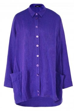 WALLY LINEN TUNIC