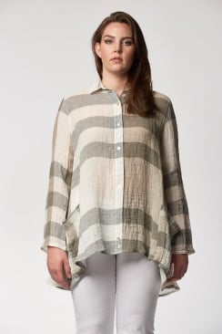 WALLY OVERSIZED TUNIC