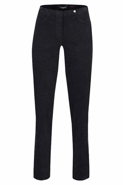 Robell Trousers BELLA CORDUROY TROUSERS