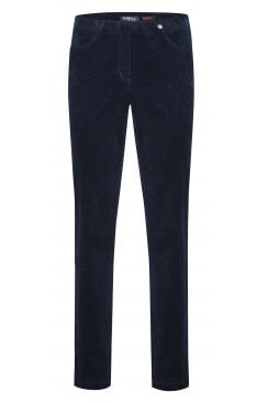 BELLA NEEDLECORD TROUSERS 78CM