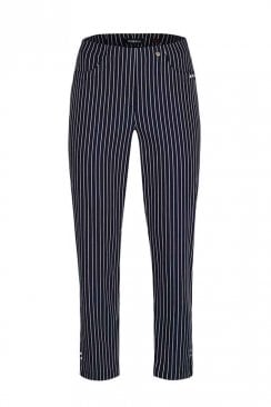 BELLA SEERSUCKER STRIPE TROUSER