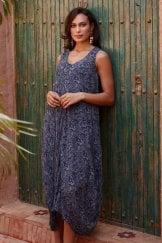 BANDINI PRINT BUBBLE DRESS