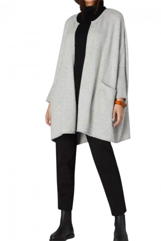 Sahara Clothing CASHMERE BLEND EASY CARDIGAN