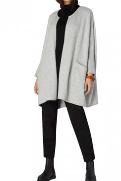 CASHMERE BLEND EASY CARDIGAN