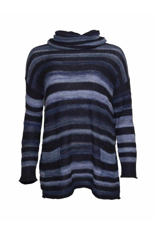Sahara Clothing COSY STRIPE KNIT