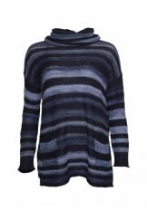 COSY STRIPE KNIT
