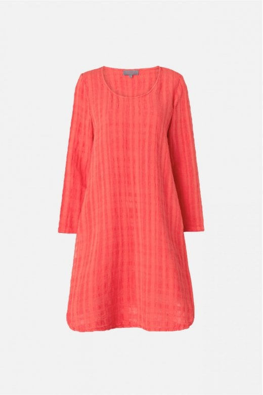 GAUZE LINEN MIX TUNIC