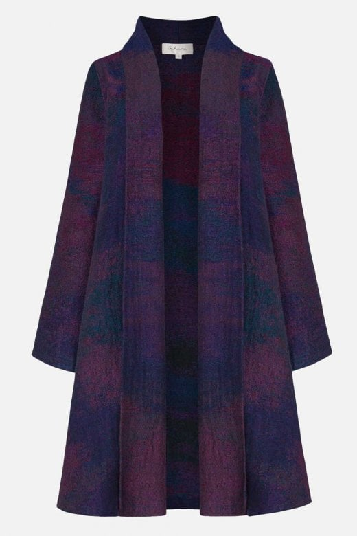 Sahara Clothing IKAT INDIAN EDGE TO EDGE COAT