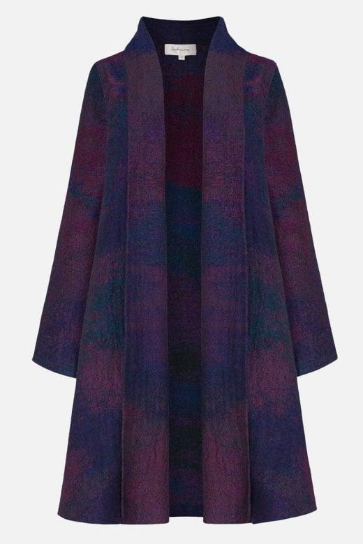 Sahara Clothing IKAT INDIAN EDGE TO EDGE COAT