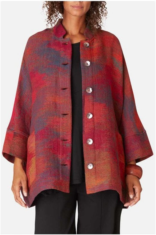 Sahara Clothing INDIAN BLANKET JACKET