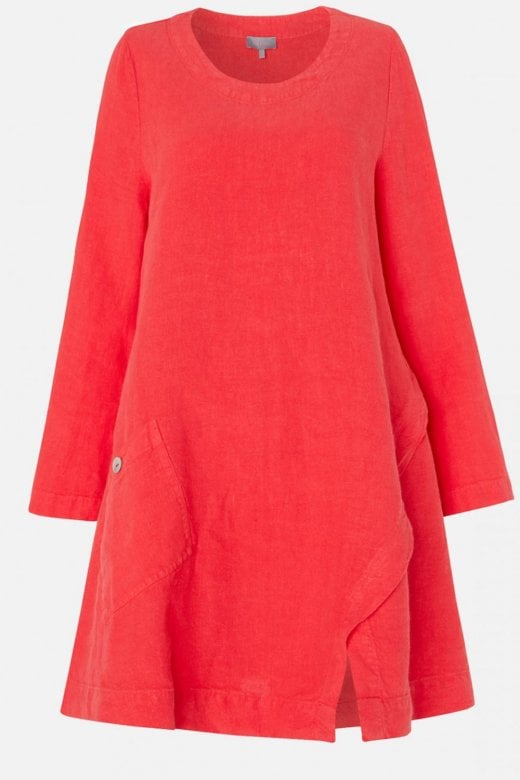 Sahara Clothing LINEN ASYMMETRIC  TUNIC
