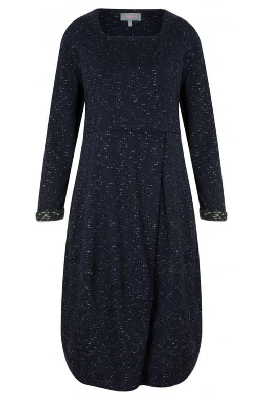 Sahara Clothing NIGHT SKY JERSEY BUBBLE DRESS