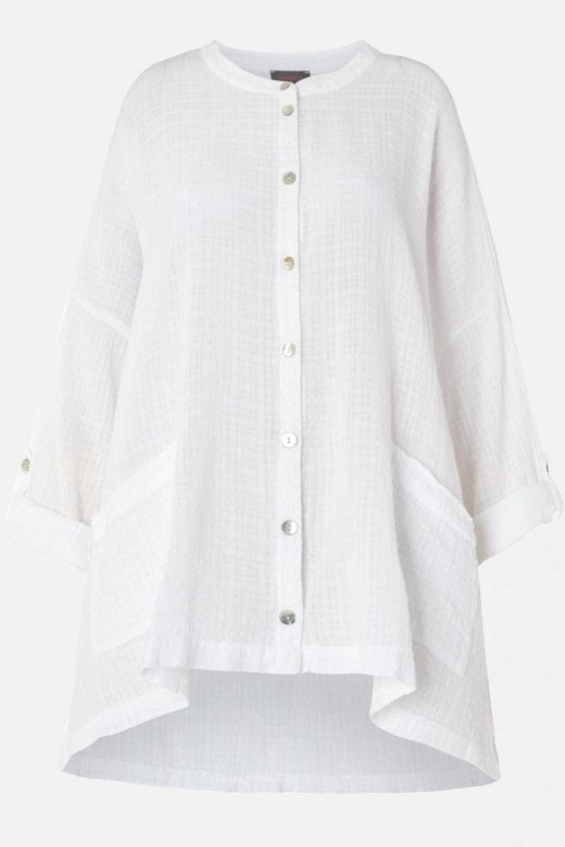 Sahara Clothing VOILE CHECK SHIRT